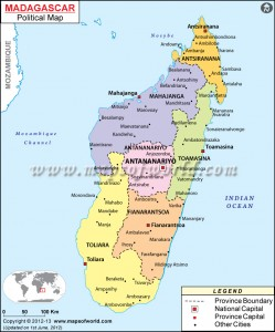 madagascar-political-map