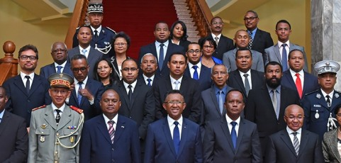 Madagascar New's Government