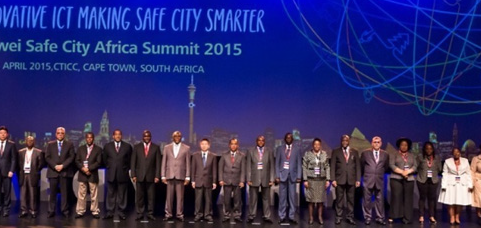 Safe City Africa Summit Cape Town 28-29 April 2015